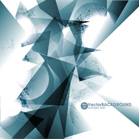 abstract high-tech background Vector