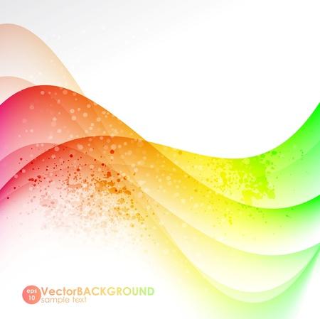 mooi abstract ontwerp Stock Illustratie