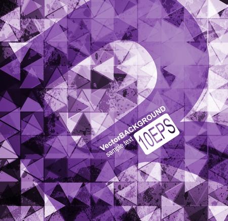 vibran: Patr�n geom�trico, abstracta Vector de fondo. Para el dise�o