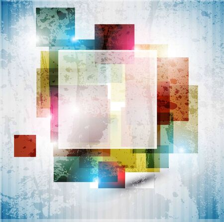 most popular: Abstract pattern for design. Retro paper background Illustration
