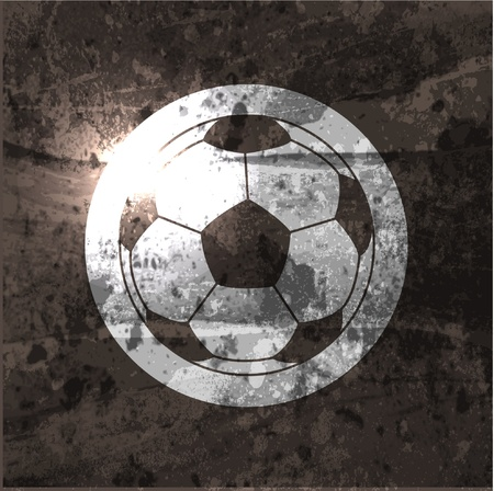 Soccer design background Stock Vector - 10674030