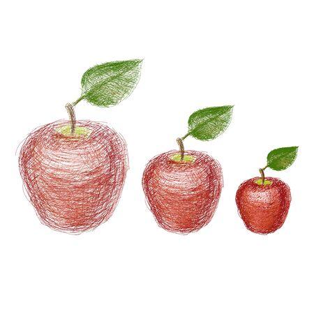 sweetened: Apple