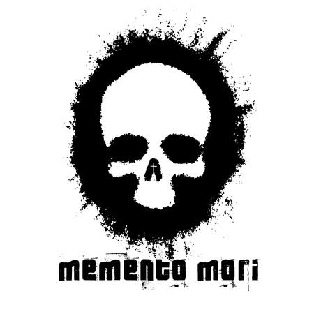Memento Mori, Skull Vector
