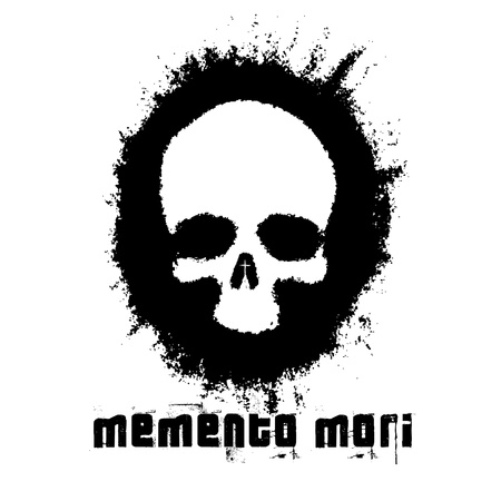 Memento Mori, Skull