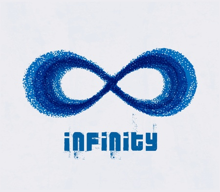 Infinity symbol. Stock Vector - 11940766