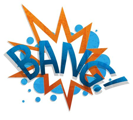 bang Stock Vector - 11987126