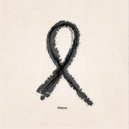 Support Ribbon Stock Vector - 12011742