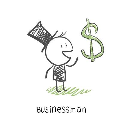 businessman Stock Vector - 12351492