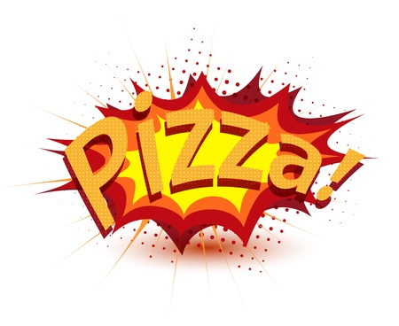 Pizza Stock Vector - 13272449