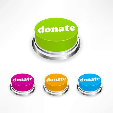 cause: Donate button