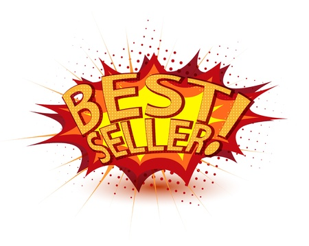 Best seller Stock Vector - 13433085
