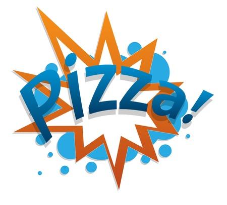 vintage power: Pizza