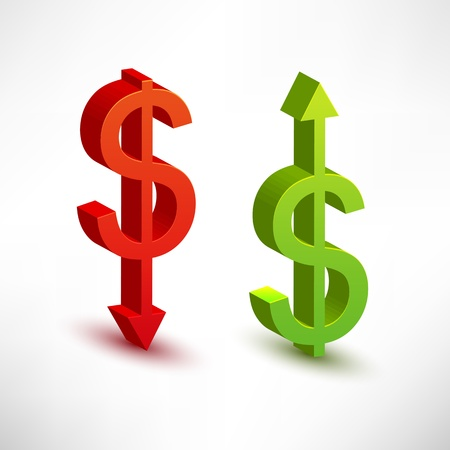 rates: The concept of exchange rates. Dollar