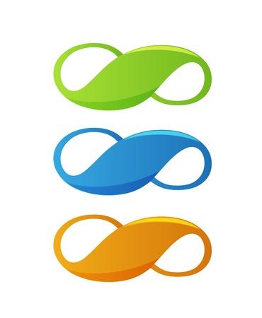 signo infinito: Infinity s�mbolo