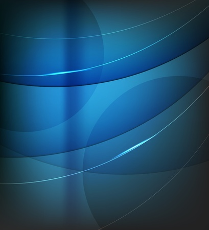 astral: Abstract  blue background