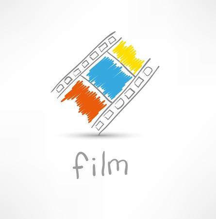 rollo pelicula: icono del cine