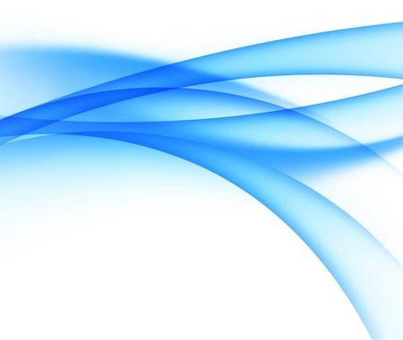 抽象的な水の波 写真素材