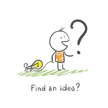 Search for ideas? Vector