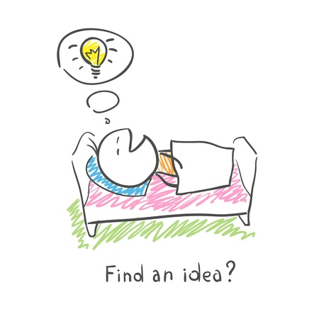 Search for ideas Vector