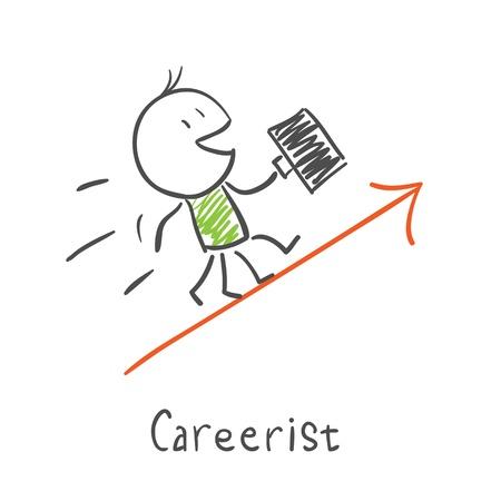 careerist Vector