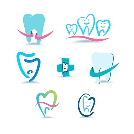 歯科アイコン口腔病学 写真素材 - 14709885
