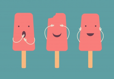 ice lolly: Ice Cream Poster