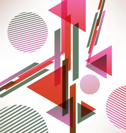 Urban designed background  Book cover design Vector