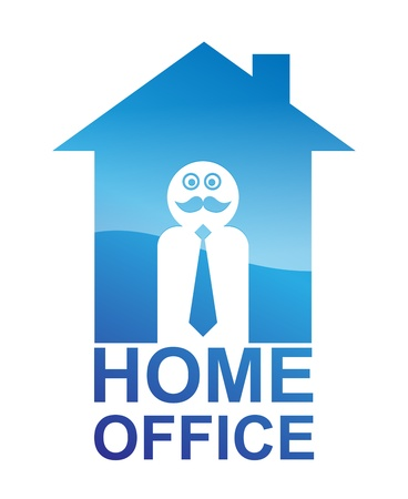 home office Stock Vector - 15127642