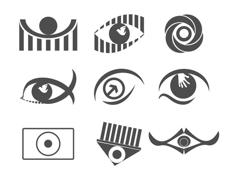 eye design Vector