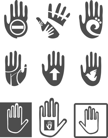 Icons  Hands