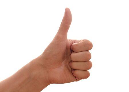 Thumbs up Stock Photo - 15309289