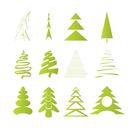 Christmas tree Stock Vector - 15442094