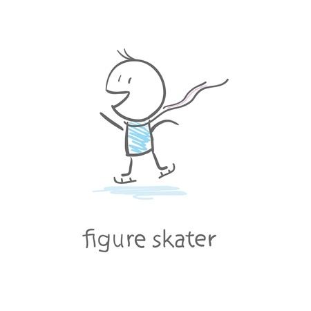 individual sports: figure skating