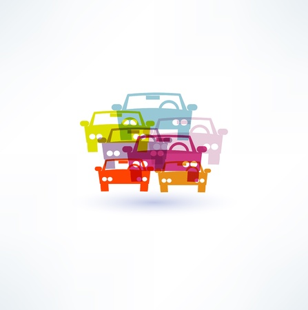 rent: Car icon
