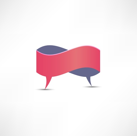 Dialogue Speech bubble Vector