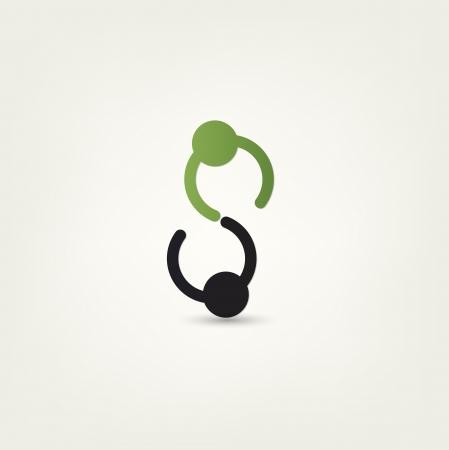 honestidad: Icono de negocios apretón de manos transacción Vectores