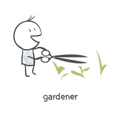 one trim: Gardener