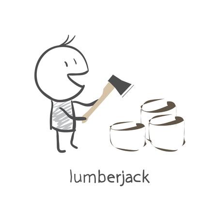 woodcutter