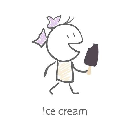 ice cream Stock Vector - 15795916