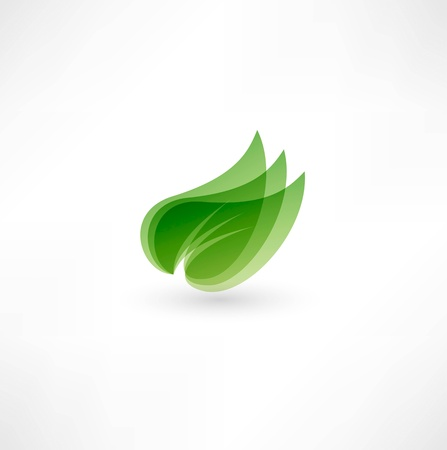 Green design Иллюстрация
