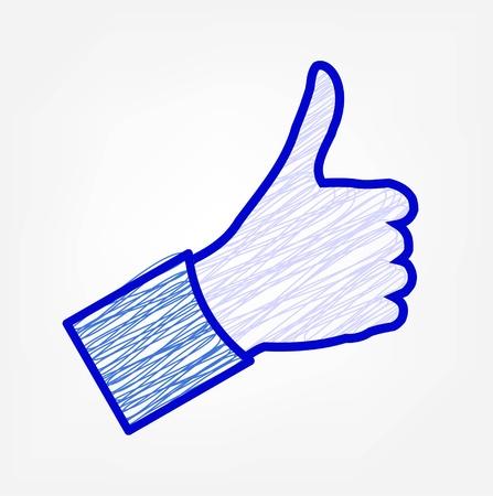 Thumb Up Stock Vector - 15879558
