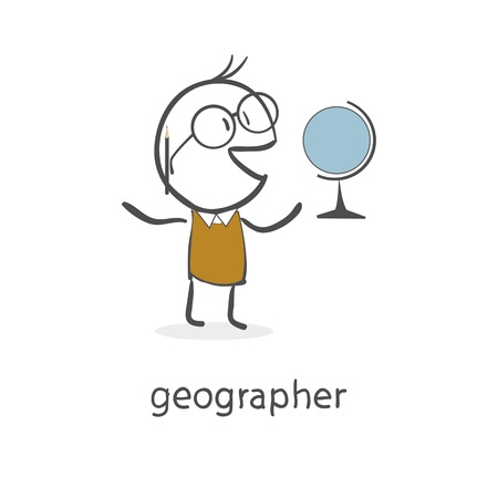 one on one meeting: geographer