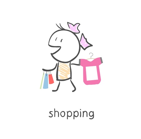 gift bags: Shopping