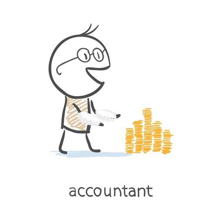 salary man: Accountant