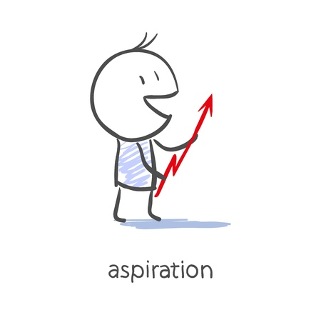 bullish: Aspirations  Illustration