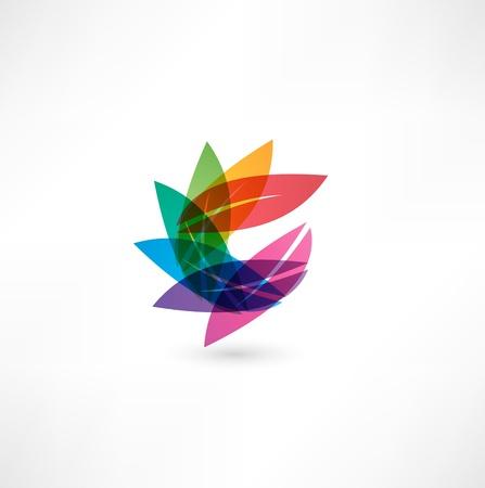 leaf design sign Иллюстрация