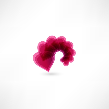 Heart icon Stock Vector - 16138401