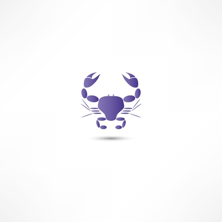crabs: Crab Icon