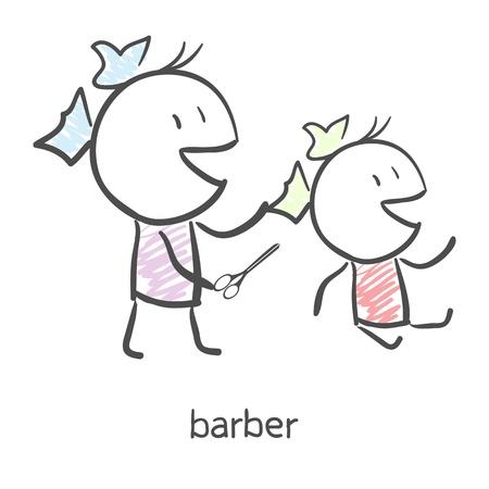 Barber Çizim
