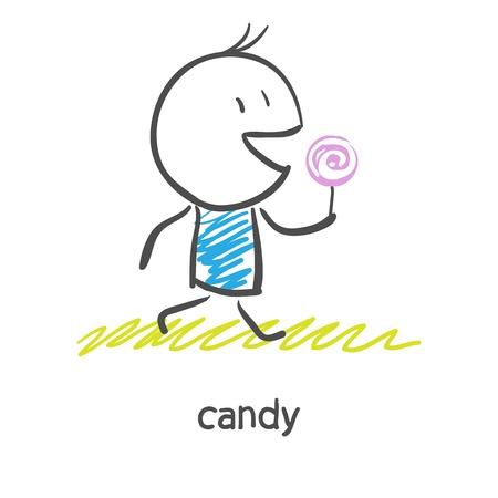 lollipops Stock Vector - 16282407